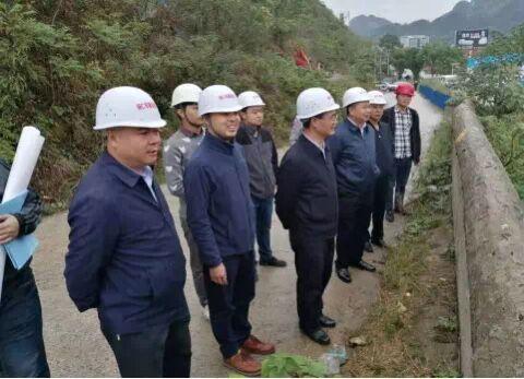 杨同光副市长督查、调研石阡年产