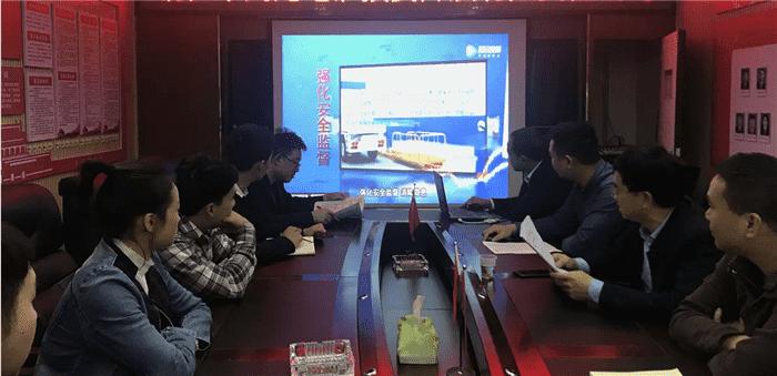 梵源建筑公司开展安全警示教育培训