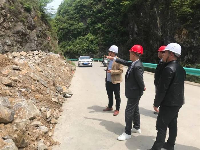 九龙地矿公司加强泉都项目协调调度工作