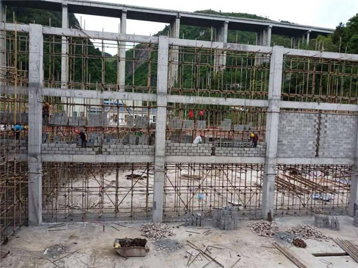 九龙亿博国际官网公司多措并举抢抓石阡泉都项目建设