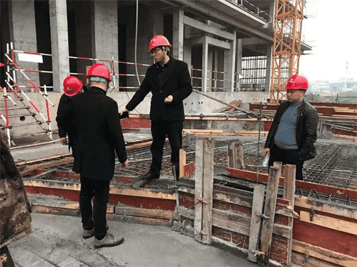 铜仁城投集团九龙亿博国际官网公司开展岁末年初安全生产大检查工作