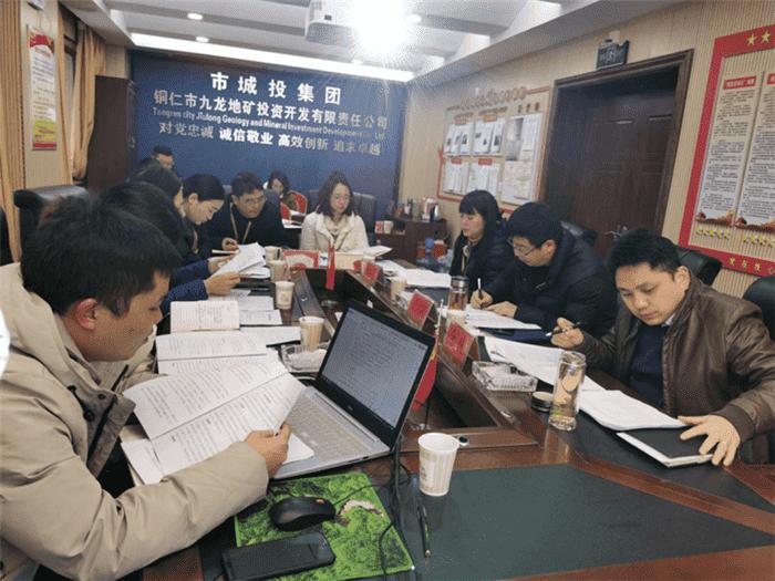 九龙亿博国际官网公司开展物业公司运行情况 评估专题会议